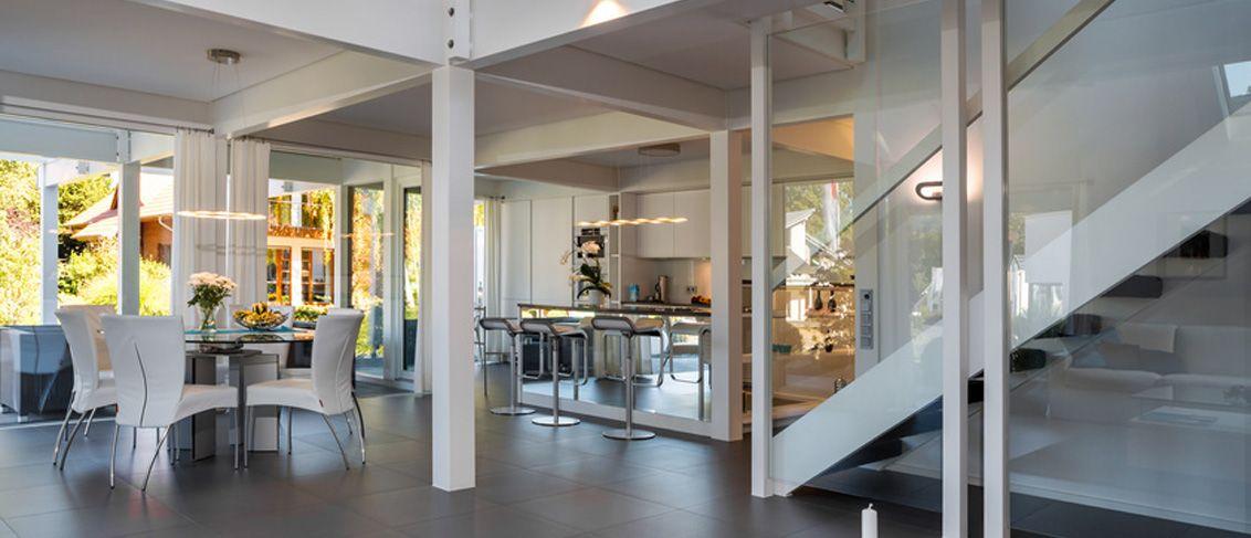 Eine Immobilie wurde mit Home Staging für den Verkauf vorbereitet
