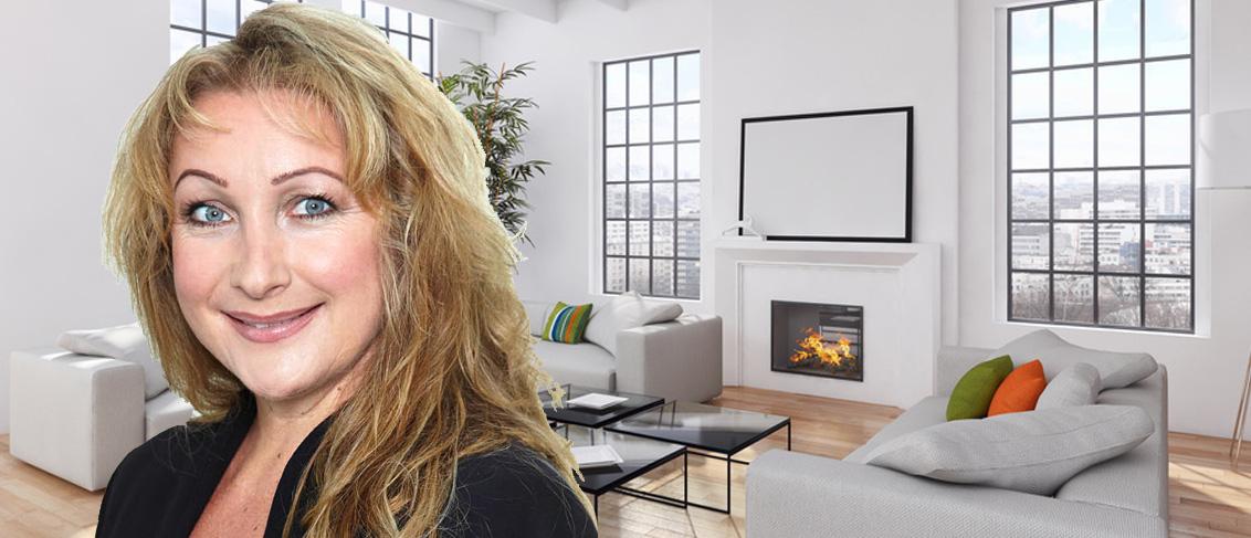Mit Blickfang Home Staging schaffen Sie eine Kaufatmosphäre und Momente des Glücks